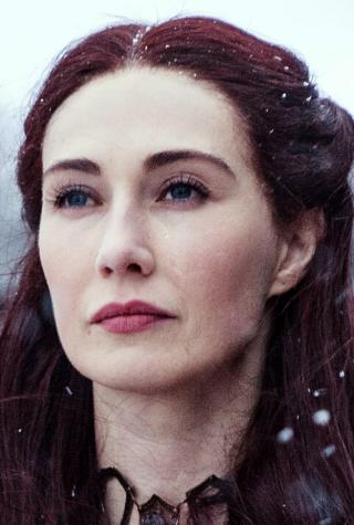 Game of Thrones, Melisandre, Grey's Anatomy, Derek