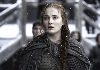 'Game of Thrones': What Does Sophie Turner Want Most For Sansa? (VIDEO)