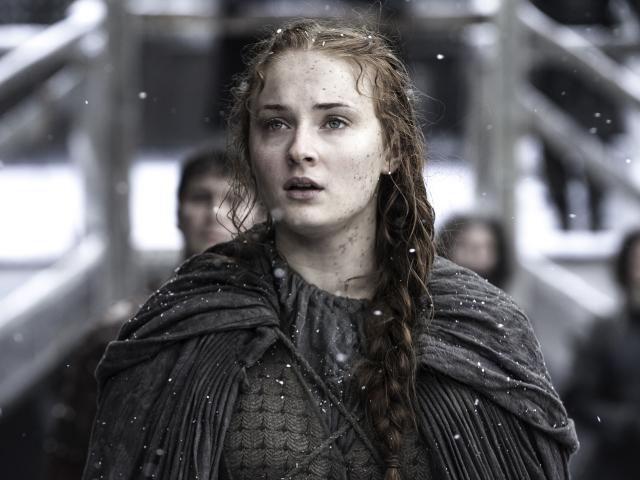 Game of Thrones Season 6, Sansa Stark, Sophie Turner