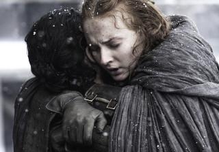 "Game of Thrones' Sophie Turner on Jon-Sansa Ship: ""Don't Ask Me This"""