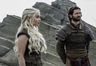 George R. R. Martin Wants a 'Game of Thrones'/'Westworld' Crossover