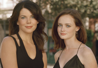 Christopher From \'Gilmore Girls\' Might Have Just Spoiled Rory\'s Love Life