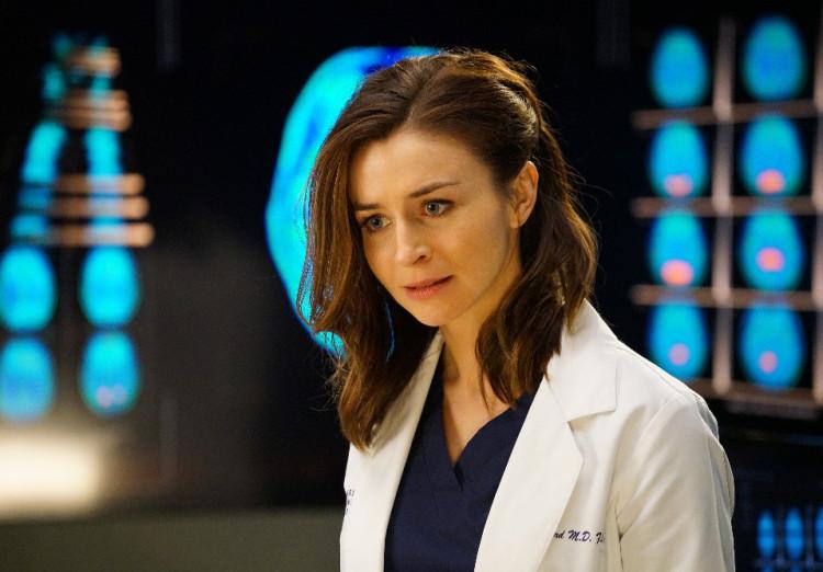 Grey's Anatomy Season 12, Caterina Scorsone, Amelia Shepherd