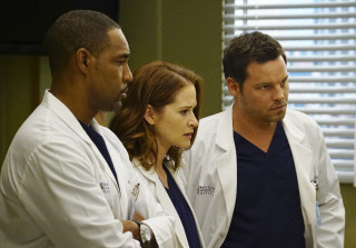 Here Are Your Favorite 'Grey's Anatomy' Characters (PHOTOS)