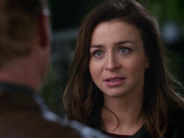 Grey's Anatomy Season 12, Episode 23, Amelia Shepherd, Caterina Scorsone