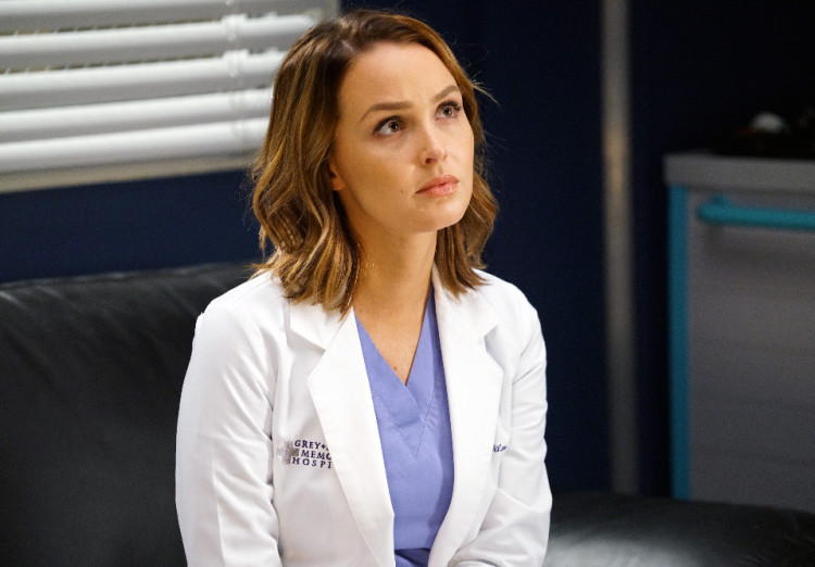 Grey's Anatomy Season 12 finale, Jo Wilson, Camilla Luddington