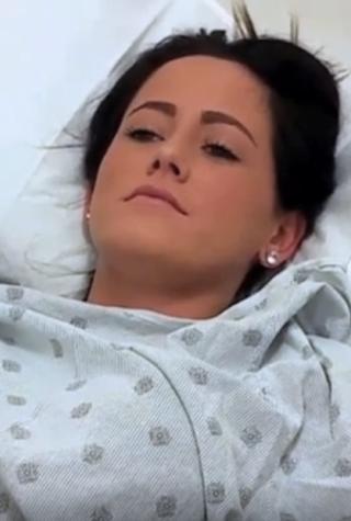 jenelle evans hospital