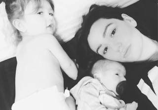 These Photos of JWOWW\'s Newborn Son & Daughter Are Ridiculously Cute