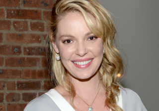 Katherine Heigl Shows Off Her Growing Baby Bump (PHOTO)
