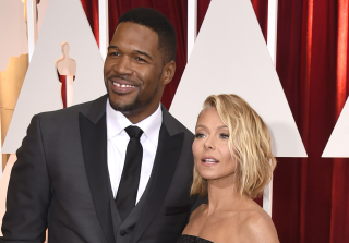 Kelly Ripa Ignoring Michael Strahan, May Move 'Live!' to L.A. — Report