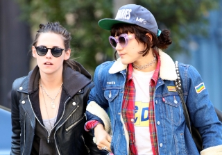 "Kristen Stewart and Stephanie ""Soko"" Sokolinski Split — Report"