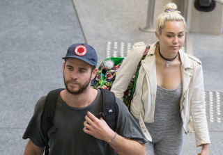 "Liam Hemsworth Talks Miley Cyrus Wedding Rumors: ""Everyone's Happy\"