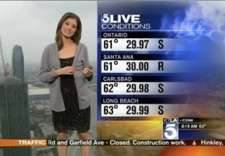 Meteorologist Liberté Chan Forced to Cover Up & 3 More Body-Shamed Broadcasters