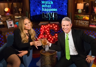 21 Diva Moments From Mariah Carey\'s 'WWHL' Interview (VIDEOS)