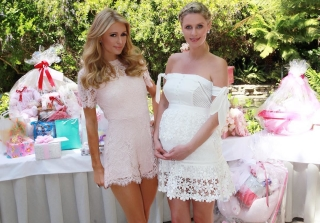 Nicky Hilton's 'RHOBH' Family Dominated Her Baby Shower (PHOTOS)