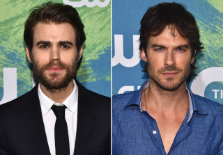'The Vampire Diaries' Season 8: Ian Somerhalder & Paul Wesley Tease What's Next (VIDEOS)