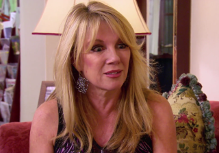 Ramona Confronts Sonja About Her Drinking Binges on 'RHONY' (VIDEO)