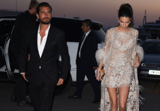 Scott Disick Parties in Cannes While Kourtney Cares For Kids (PHOTOS)