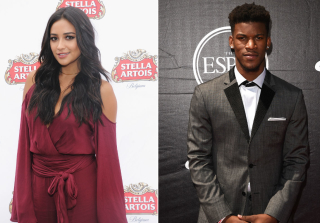 Is Shay Mitchell Dating Chicago Bull Jimmy Butler?