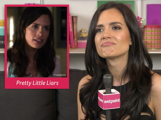 Torrey DeVito Pretty Little Liars