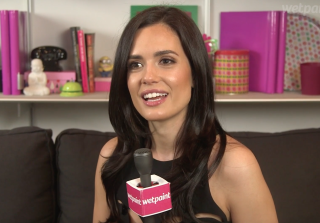 Exclusive — Torrey DeVitto on \'Chicago Med,\' \'The Vampire Diaries\' (VIDEO)