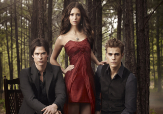 'The Vampire Diaries' Cast: What Were Their First-Ever Roles?