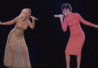 Whitney Houston's Estate Nixes Hologram Duet With Christina Aguilera on 'The Voice'