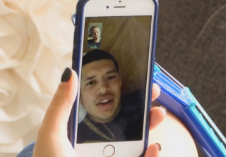 Javi Marroquin Flirting Online After Returning Home from Deployment?