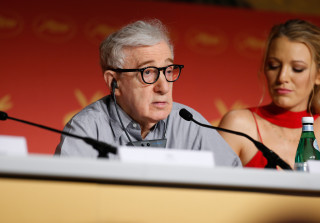 Woody Allen Rape Joke Shocks Cannes Opening Night Crowd