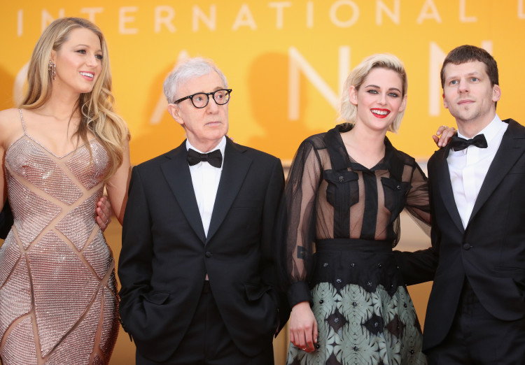 Woody Allen sexual abuse
