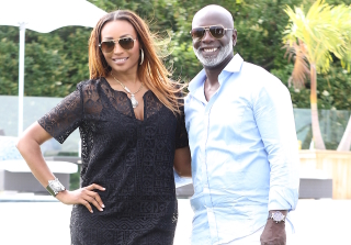 Cynthia Bailey & Peter Thomas's Relationship Timeline in Photos