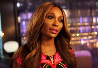 "Cynthia Bailey Talks Dark Time Pre-'RHoA': ""We Bottomed Out"" (VIDEO)"