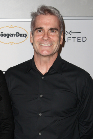 Henry Rollins at the Los Angeles Film Festival on June 16, 2015