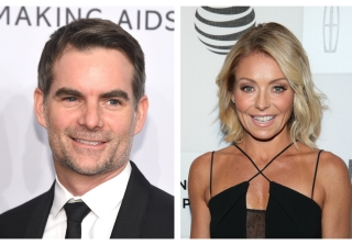 Kelly Ripa\'s New Co-Host Rumored to Be Ex-Racer Jeff Gordon