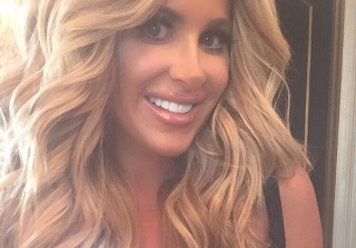 "Kim Zolciak Is a ""Mess"" on First Day of School"