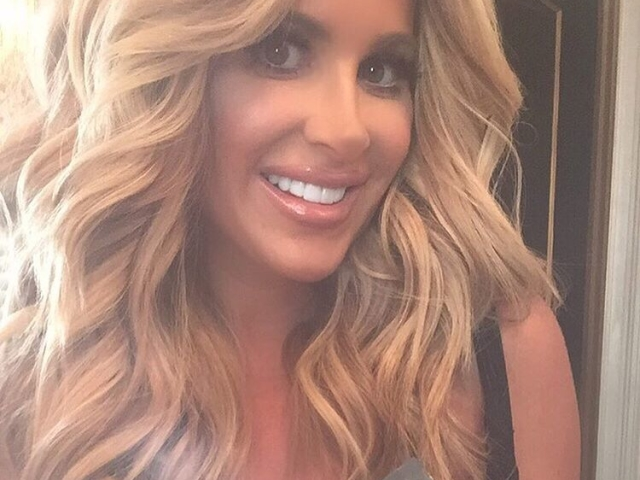 Kim Zolciak and Her Flattummy Tea