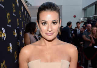 "Lea Michele Gets Through Heartache With Laughter: ""It's Great Medicine"""