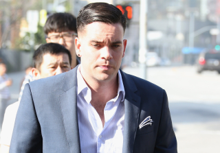 UPDATE: Mark Salling Pleads Not Guilty in Child Porn Case, Faces 40 Years in Prison