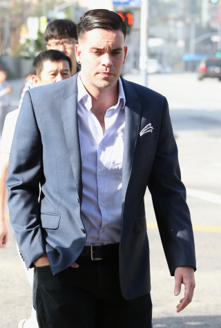 Mark Salling Heads to Court on June 3, 2016