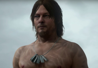 The Walking Dead's Norman Reedus Naked in New Video Game (VIDEO)