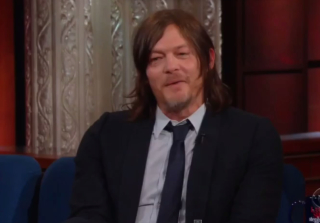 Norman Reedus Fantasizes About 'TWD' Walker Kills (VIDEO)