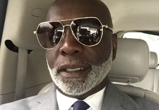 Peter Thomas Spotted With Another Woman (PHOTO)