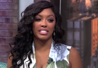 \'RHOA\' Star Porsha Williams Spills Details on Dating Her Ex Again! (VIDEO)