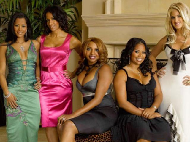 Real Housewives of Atlanta Season 1 Cast