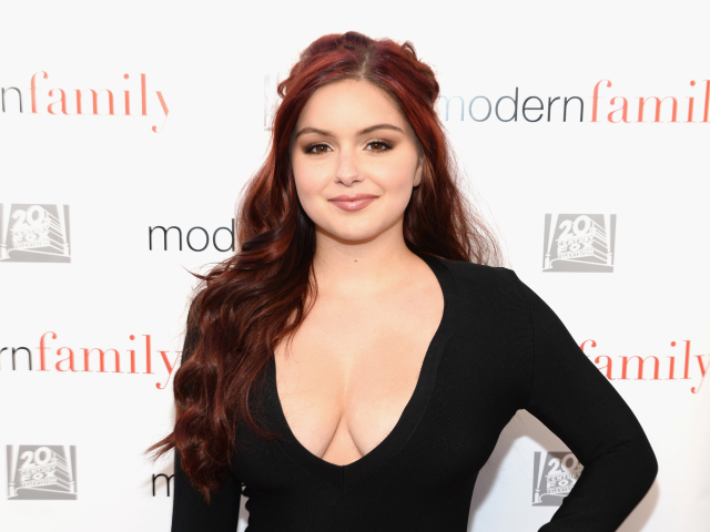 ariel winter naked