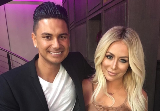 Aubrey O'Day Reveals Plans For Kids… With Boyfriend Pauly D? — Exclusive