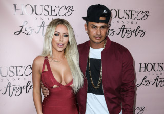 UPDATE: Aubrey O\'Day Back On Pauly D\'s Instagram After Breakup Rumors