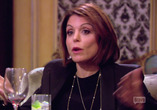 "Bethenny Frankel Tearfully Reveals She's Been ""Bleeding Profusely"" on 'RHONY'"