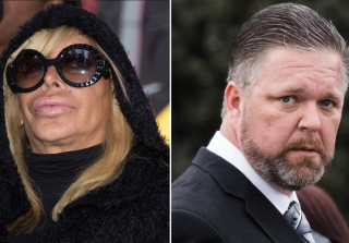 Big Ang's Sister and Estranged Husband Feuding After Her Death