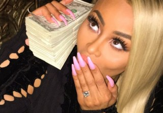 Rob Kardashian & Blac Chyna Aren\'t Worried About Being Robbed (PHOTOS)